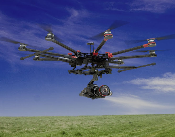 dronecielo